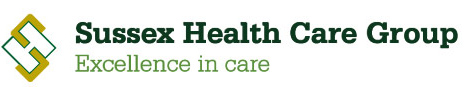 Sussex Health Care Group logo